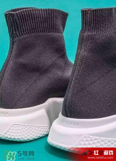 巴黎世家袜子鞋怎么看真假 balenciaga袜子鞋真假辨别图片