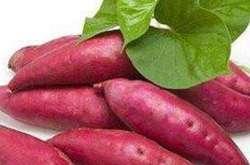 吃红薯的好处,能减肥瘦身!
