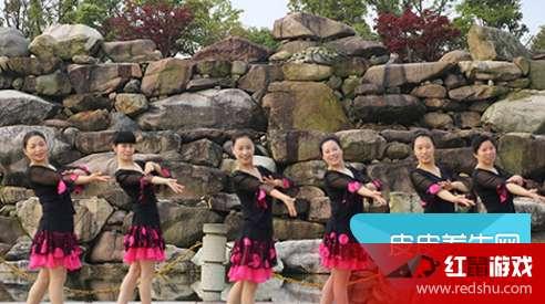 最新广场舞《喜气洋洋财神到》高清视频在线观看 《喜气洋洋财神到》广场舞分解教学
