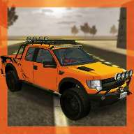 Extreme SUV Racer