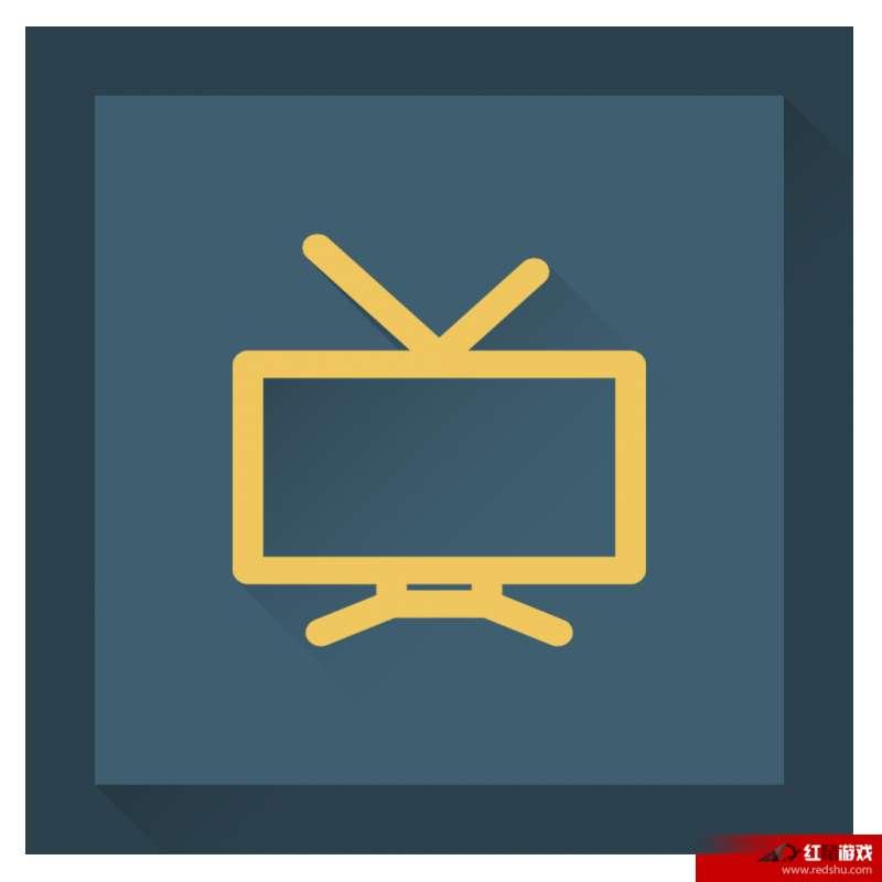 智能电视无线遥控器