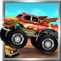 Monster Truck Stunt Lite