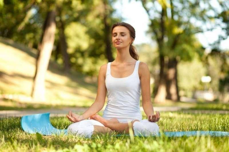初级瑜伽 瑜伽的五个基本动作