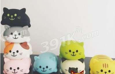 闪光少女塑胶小猫咪音阶有什么作用_塑料小猫咪音阶是什么