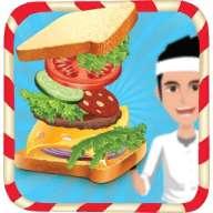 三明治机疯狂烹饪