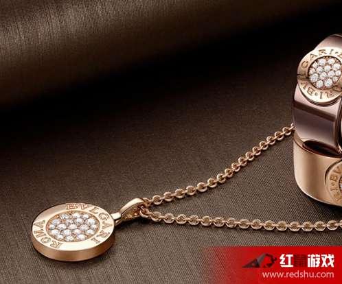 宝格丽项链是什么材质 宝格丽bvlgari项链是银的吗图片