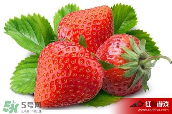 婴儿能不能吃草莓