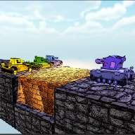 微型坦克遭遇战