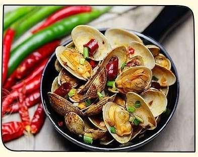 辣炒花蛤的做法 锅塌豆腐的家常做法