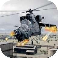 直升机怒战