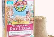 世界最好米粉真假鉴别 earthsbest米粉真假对比