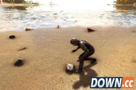 方舟生存计划如何获得石头快速获取方式