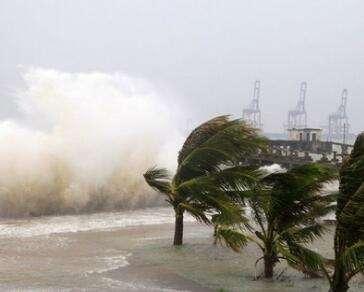 双台风来袭今年首个超强台风_广东面临双台风威胁