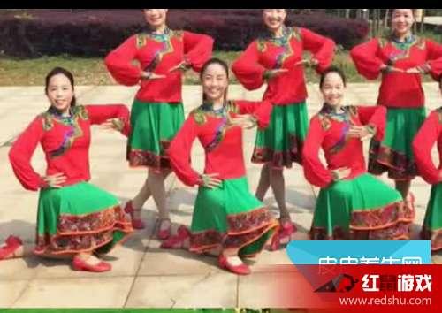 双人广场舞《新时代女兵》在线教学 《新时代女兵你》男女水兵舞分解教学一览