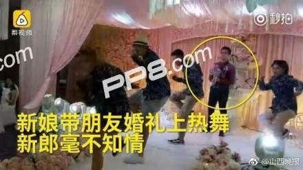新娘婚礼上跳街舞视频在线视频 新娘婚礼上跳街舞视频在线一览