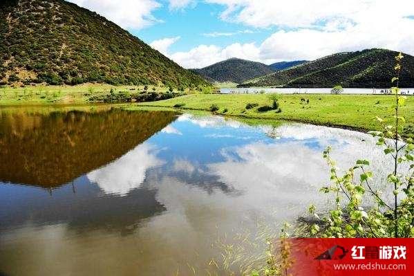 6月的香格里拉普达措国家公园风光 摄影 尹邵平-香格里拉普达措公园