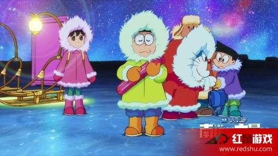 哆啦A梦 大雄的南极大冒险 豆瓣影评 五分给了情怀图片