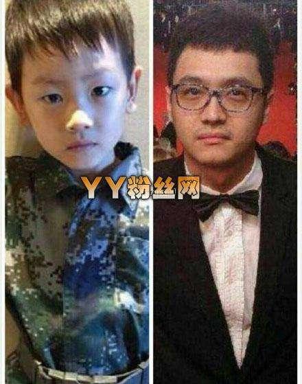 王子豪与宋喆对比照片 王宝强儿子王子豪是亲生的吗DNA鉴定结果
