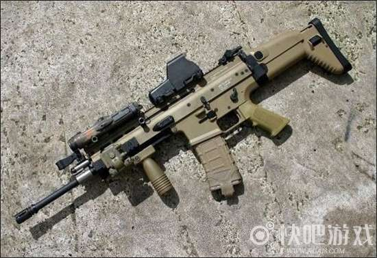 绝地求生刺激战场SCAR和M416哪个好 绝地求生刺激战场SCAR和M416对比