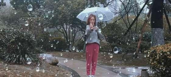 自拍时间静止控雨特效视频手机制作教程