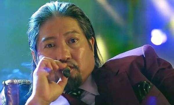 七大华语打星的反派形象,成龙邪魅,洪金宝霸气,李连杰大伪似真