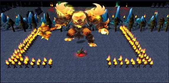 魔兽RPG地图传奇霸业防守怎么玩