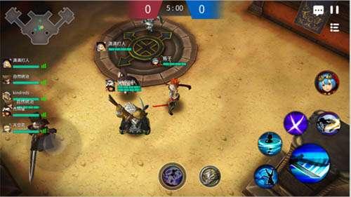 《英魂之战》团队死亡竞赛玩法攻略,开启你的高手进阶之路吧!