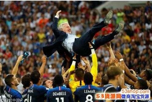 2018世界杯冠军得主是谁?法国队世界杯夺冠